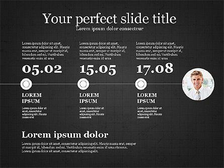 Personnel Efficiency, Slide 15, 03825, Organizational Charts — PoweredTemplate.com