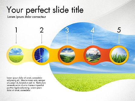 Sustainability Presentation Deck, Slide 2, 03826, Presentation Templates — PoweredTemplate.com