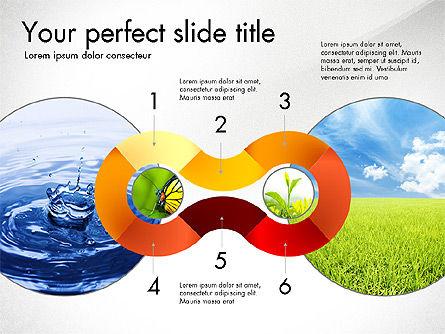 Sustainability Presentation Deck, Slide 4, 03826, Presentation Templates — PoweredTemplate.com