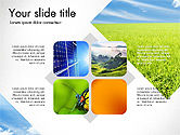 Presentation Templates: Sustainability Presentation Deck #03826