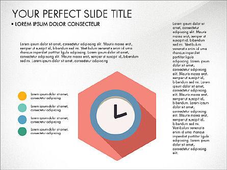 Business Presentation in Material Design Style, Slide 3, 03828, Presentation Templates — PoweredTemplate.com