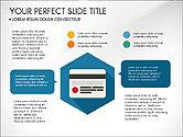 Presentation Templates: Zakelijke presentatie in materiaal ontwerpstijl #03828