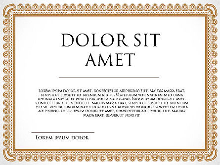 Diploma Certificates Slide 3