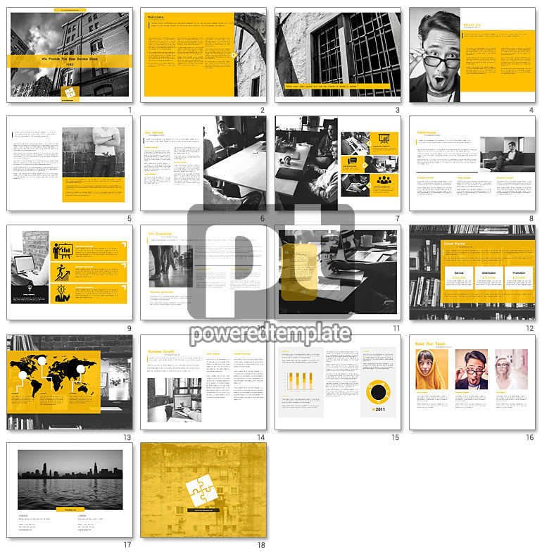 Company Presentation Deck