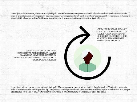 Shapes and Relations, Slide 7, 03840, Shapes — PoweredTemplate.com