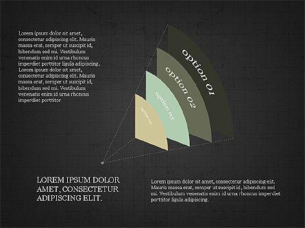 Geometrical Presentation Concept, Slide 11, 03841, Business Models — PoweredTemplate.com