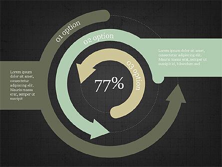Geometrical Presentation Concept, Slide 13, 03841, Business Models — PoweredTemplate.com