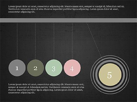 Geometrical Presentation Concept, Slide 14, 03841, Business Models — PoweredTemplate.com