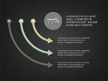 Geometrical Presentation Concept, Slide 16, 03841, Business Models — PoweredTemplate.com