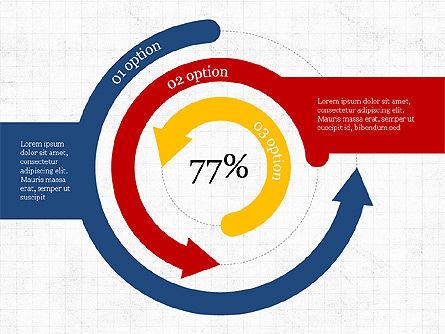 Geometrical Presentation Concept, Slide 5, 03841, Business Models — PoweredTemplate.com