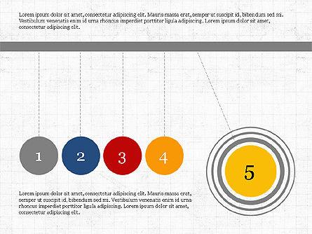 Geometrical Presentation Concept, Slide 6, 03841, Business Models — PoweredTemplate.com
