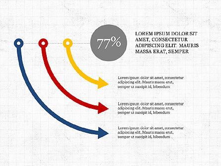 Geometrical Presentation Concept, Slide 8, 03841, Business Models — PoweredTemplate.com