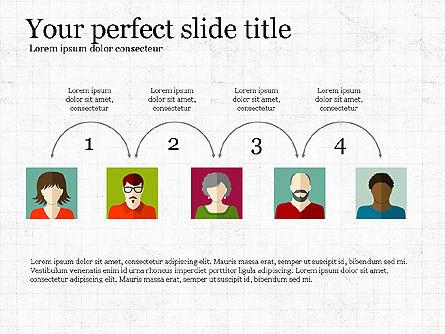 Human Resources Slide Deck, Slide 4, 03842, Shapes — PoweredTemplate.com