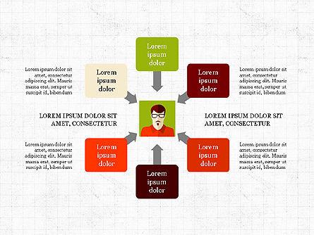 Human Resources Slide Deck, Slide 7, 03842, Shapes — PoweredTemplate.com