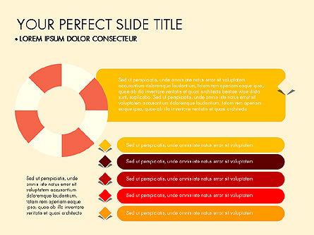 Beach Vacation Slide Deck, Slide 7, 03843, Presentation Templates — PoweredTemplate.com