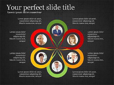 Leadership Presentation Deck, Slide 16, 03846, Presentation Templates — PoweredTemplate.com