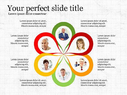 Leadership Presentation Deck, Slide 8, 03846, Presentation Templates — PoweredTemplate.com