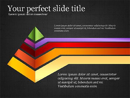 Refraction Through A Prism Diagram, Slide 16, 03848, Shapes — PoweredTemplate.com