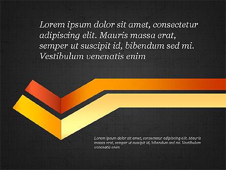 Refraction Through A Prism Diagram, Slide 9, 03848, Shapes — PoweredTemplate.com