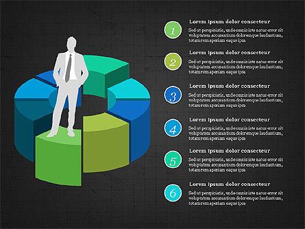 Leadership Presentation Concept, Slide 12, 03850, Presentation Templates — PoweredTemplate.com
