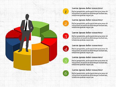 Leadership Presentation Concept, Slide 4, 03850, Presentation Templates — PoweredTemplate.com