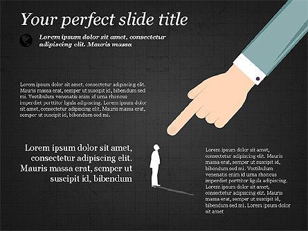 Illustrative Presentation Template, Slide 16, 03851, Presentation Templates — PoweredTemplate.com