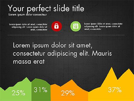 Growth of a Tree Diagram, Slide 10, 03855, Presentation Templates — PoweredTemplate.com