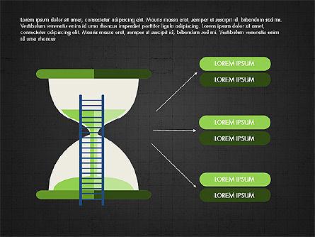 Growth of a Tree Diagram, Slide 16, 03855, Presentation Templates — PoweredTemplate.com