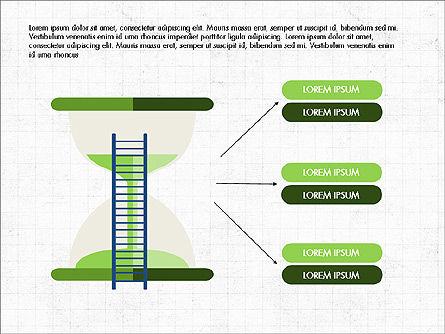 Growth of a Tree Diagram, Slide 8, 03855, Presentation Templates — PoweredTemplate.com