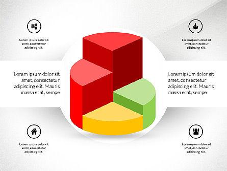 Three Dimensional Shapes, Slide 3, 03859, Shapes — PoweredTemplate.com