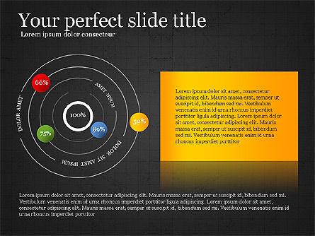 Options Infographics Report, Slide 11, 03860, Stage Diagrams — PoweredTemplate.com