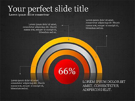 Options Infographics Report, Slide 12, 03860, Stage Diagrams — PoweredTemplate.com