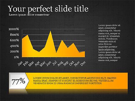 Options Infographics Report, Slide 15, 03860, Stage Diagrams — PoweredTemplate.com