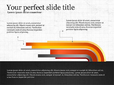 Options Infographics Report, Slide 5, 03860, Stage Diagrams — PoweredTemplate.com