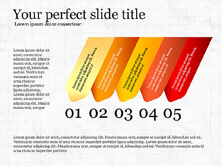 Options Infographics Report, Slide 8, 03860, Stage Diagrams — PoweredTemplate.com