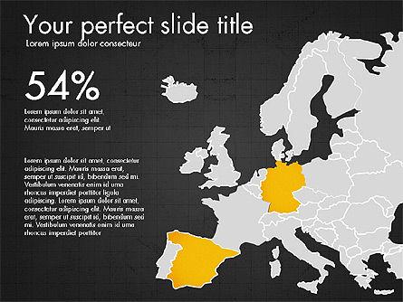 Marketing Infographics Concept, Slide 13, 03865, Presentation Templates — PoweredTemplate.com