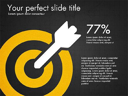 Marketing Infographics Concept, Slide 15, 03865, Presentation Templates — PoweredTemplate.com