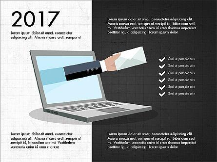 Marketing Infographics Concept, Slide 16, 03865, Presentation Templates — PoweredTemplate.com
