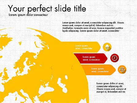 Marketing Infographics Concept, Slide 6, 03865, Presentation Templates — PoweredTemplate.com