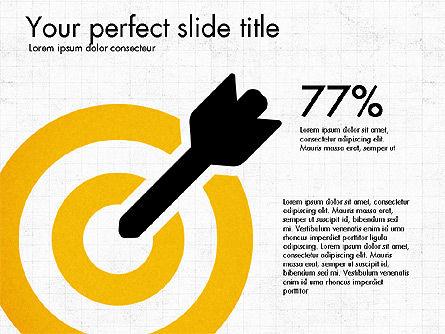 Marketing Infographics Concept, Slide 7, 03865, Presentation Templates — PoweredTemplate.com