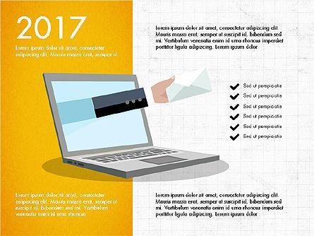 Marketing Infographics Concept, Slide 8, 03865, Presentation Templates — PoweredTemplate.com