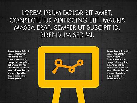 Marketing Infographics Concept, Slide 9, 03865, Presentation Templates — PoweredTemplate.com
