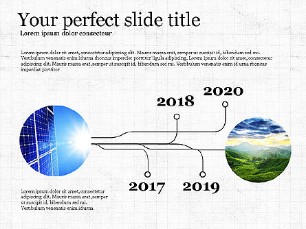 Alternative Energy Presentation Template, Slide 11, 03866, Presentation Templates — PoweredTemplate.com