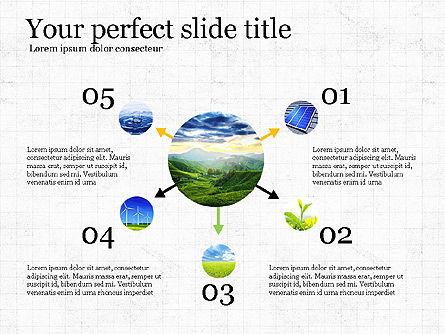 Alternative Energy Presentation Template, Slide 13, 03866, Presentation Templates — PoweredTemplate.com