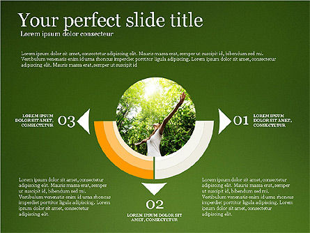 Alternative Energy Presentation Template, Slide 8, 03866, Presentation Templates — PoweredTemplate.com