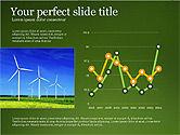 Presentation Templates: Alternative Energy Presentation Template #03866