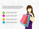 Infographics: Shopping Infographics #03867