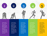 Silhouettes: Sports Silhouettes Infographics #03870