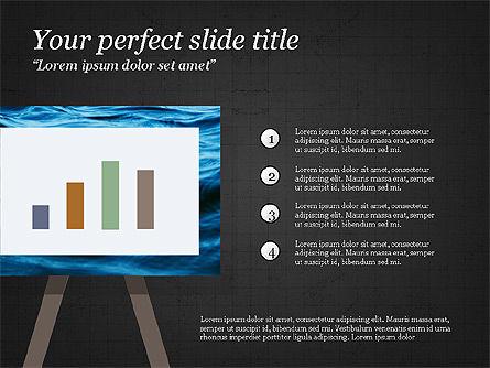 Project Team Presentation Concept, Slide 14, 03871, Presentation Templates — PoweredTemplate.com