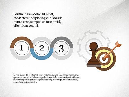 Project Team Presentation Concept, Slide 3, 03871, Presentation Templates — PoweredTemplate.com